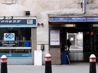 Moorgate Station