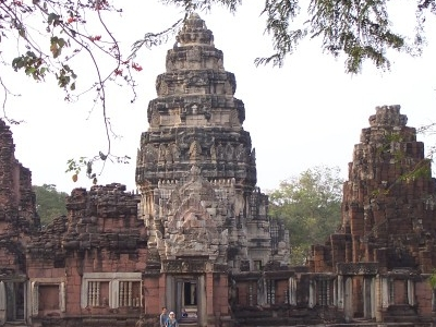 Entrance  Phimai