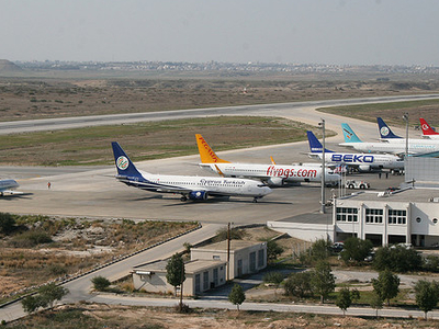 Ercan Intl. Airport