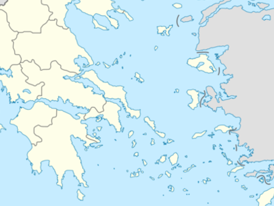 Eretria Is Located In Greece