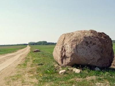 Erratic Block Poland