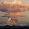 Eruption Cloud From Redoubt Volcano