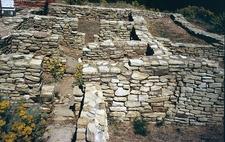Escalante Pueblo, House Walls