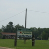 Escanaba Michigan Welcome Sign