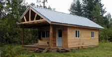 Esker Stream Cabin