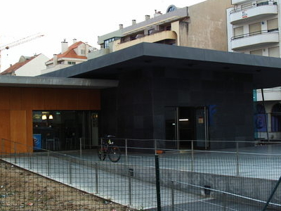 Espinho Train Station