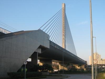 Santo Amaro Station