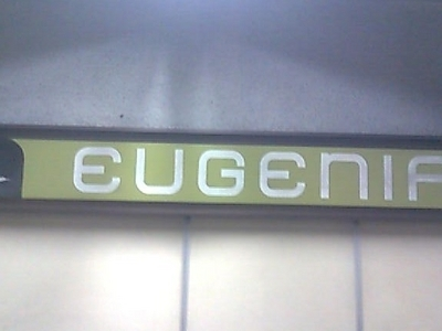 Metro Eugenia