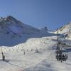 The Ski Lift And Piste At Pas De La Casa