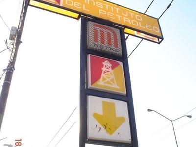 Metro Instituto Del Petroleo