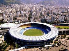 Estadio Do Maracana - Rio - Brazil