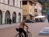 Main Square Of Pietrasanta