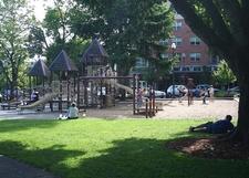 Esther Short Park Children's Section - Vancouver WA