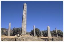 Ethiopia Axum Obelisk