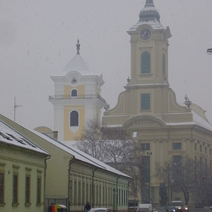 Evangelical Churches, The Symbols Of The City