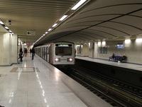 La estación de metro Evangelismos