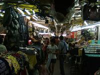 Evening Flower Market And Patpong