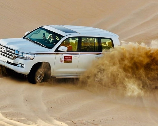 Evening Desert Safari With Dune Bashing And BBQ Dinner Photos
