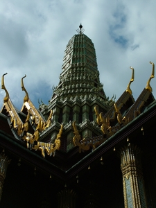 Evening View Of Wat Arun