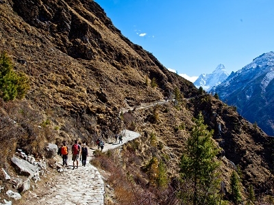 Everest Base Camp Trail - Sagarmatha NP