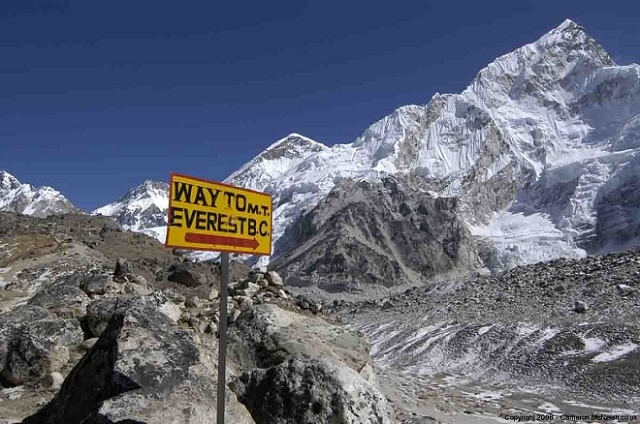 Everest Base Camp 11 Days Trekking Photos