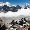 Everest From Gokyo Ri - Sagarmatha NP