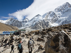 Everest Trekking Nepal Photos