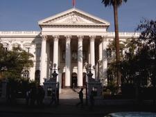 Ex Congreso National Santiago