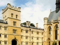 Exeter College de Oxford