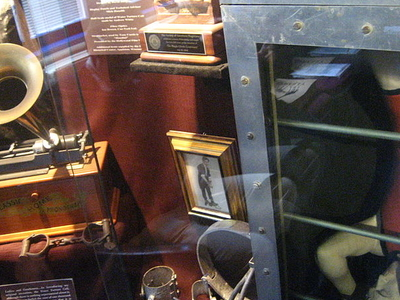 Exhibits At Magic Circle Museum