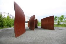 Exhibits In Sculpture Park
