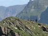 The Exmoor Coastline Near The Valley Of The Rocks