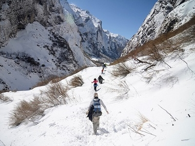 Exploring Annapurna Conservation Area In Nepal