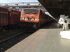 Express At Ujjain Junction