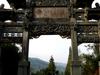 The Gate Of Yuan Wu At Wudang Mountains