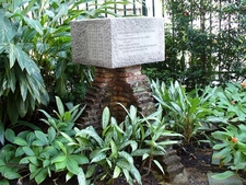 Early Founders Memorial Stone