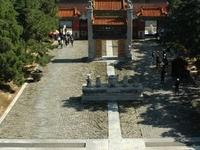 Tumbas Qing del Este