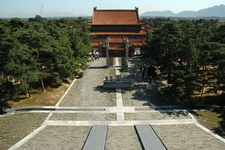 Yuling, The Tomb Of The Qianlong Emperor