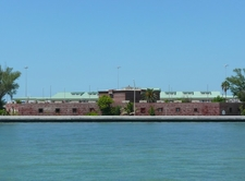 East Martello Tower From Ocean
