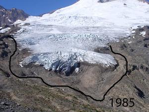 Easton Glaciar