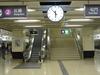 East Tsim Sha Tsui Station Platform
