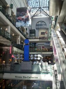Eaton Center Inside