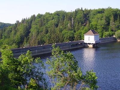 Ecker Dam