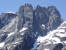 Edge Peak From The North