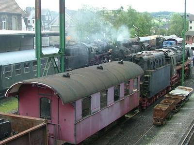 Dieringhausen Railway Museum