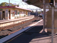 Eagle Junction Railway Station