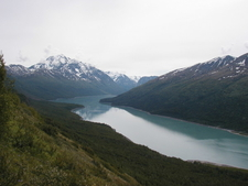Eklutna Lake And Bold Peak
