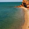 El Amor Beach, Coche Island