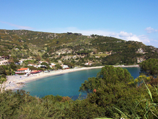The Beach Of Cavoli
