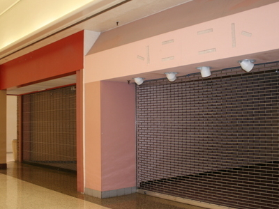 Vacant Stores At El Con Mall